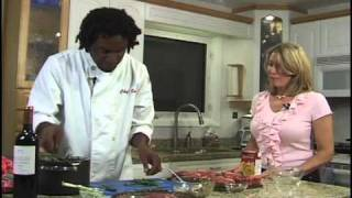 Chef's Pantry Raid Episode 7 - Stuffed Bbq Steak, Butternut Squash Mashed Potatoes