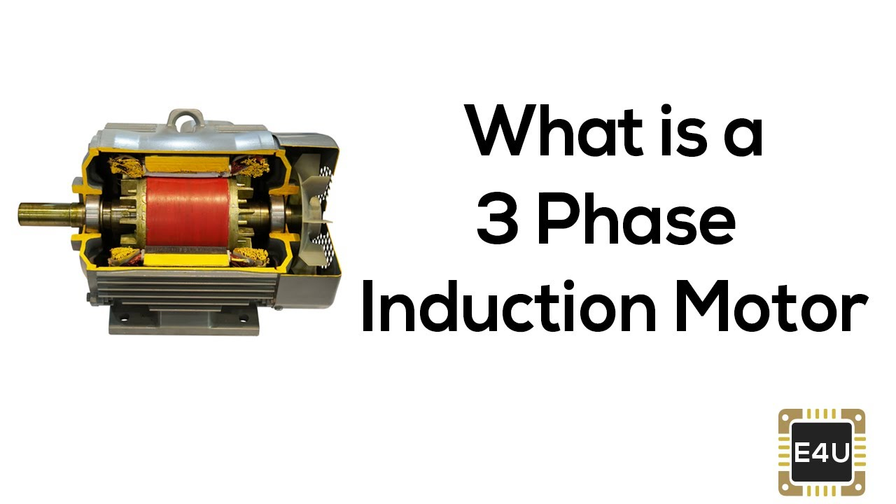 3 Phase Induction Motor  Construction And Working