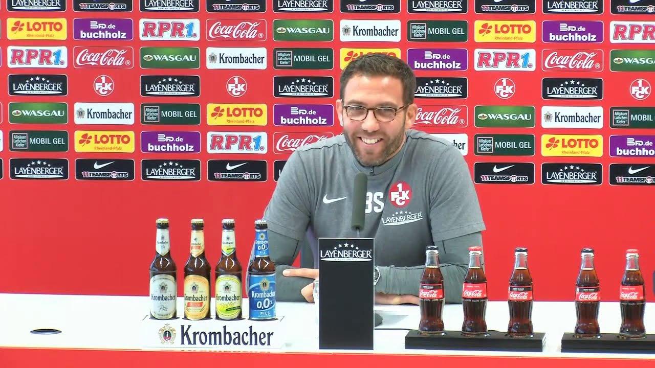 Pressekonferenz Bayern München