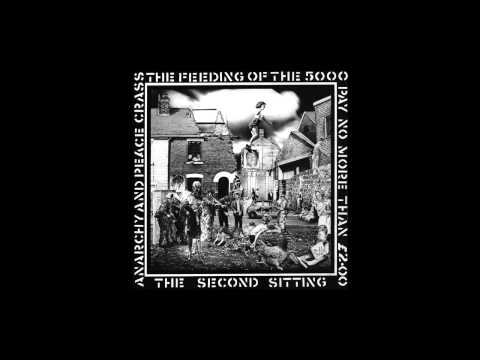 Crass - The Feeding Of The 5,000 Full Album HD