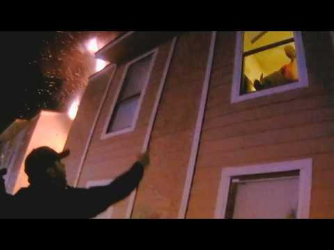 The Woody Show - 10-Year-Old Boy Leaps from Window of Burning Building