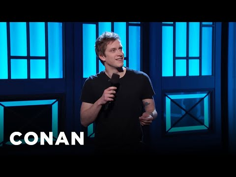 Daniel Sloss On The Difference Between Violence In The US & UK  - CONAN on TBS