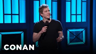 Daniel Sloss On The Difference Between Violence In The US & UK | CONAN on TBS