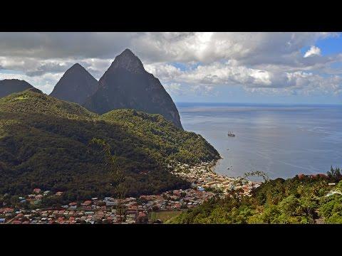 Saint Lucia - Island Tour (Royal Princess Excursion)