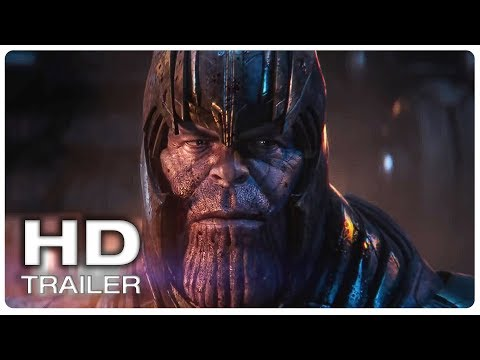 AVENGERS 4 ENDGAME Thanos is Very Angry Trailer (NEW 2019) Marvel Superhero Movie HD