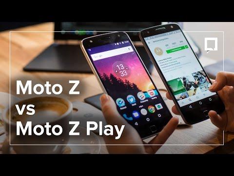 Moto Z czy Moto Z Play? Który smartfon Lenovo wybrać?