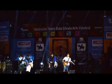 Farhan Akhtar Live @ Kala Ghoda Art Festival 2014