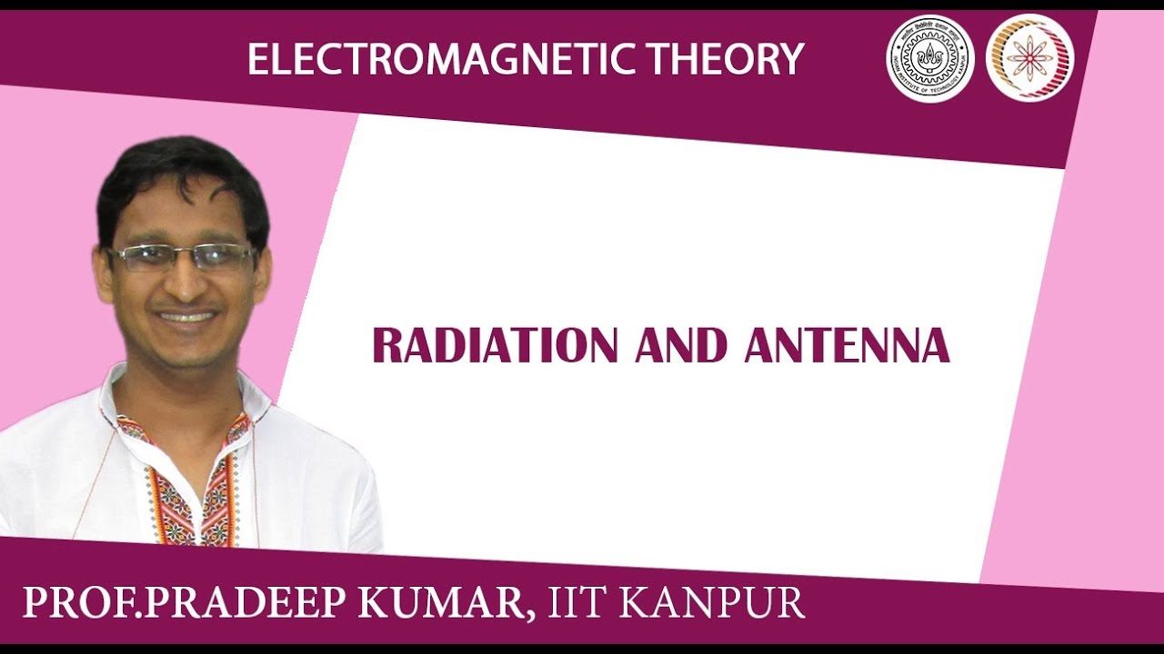 NPTEL :: Electrical Engineering - NOC:Electromagnetic theory