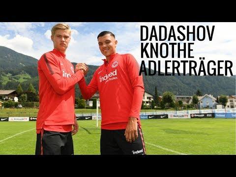 Adlerträger | Renat Dadashov und Noel Knothe