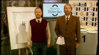 Stermann & Grissemann - Das deutsche Telefon-Quiz