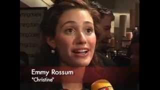 "Flashback: ""The Phantom of the Opera"" Movie Event w/Gerard Butler, Emmy Rossum, Minnie Driver"