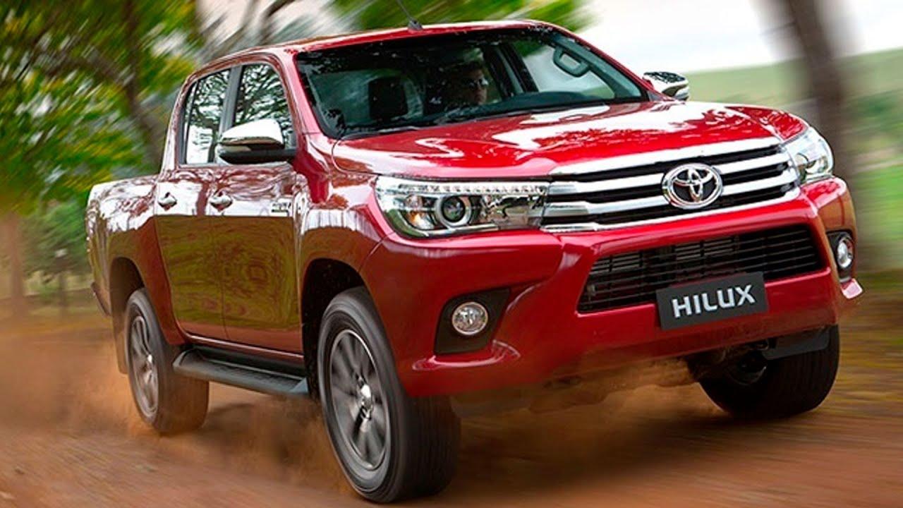La nueva Toyota Hilux 2021