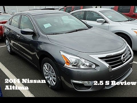 2015 Nissan Altima 2.5S Walkaround And Review