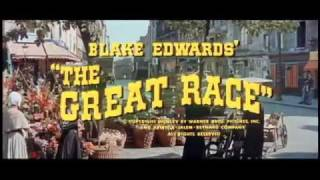 The Great Race (1965) - trailer