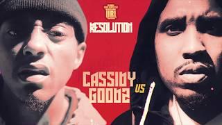 CASSIDY VS GOODZ RELEASE TRAILER   URLTV