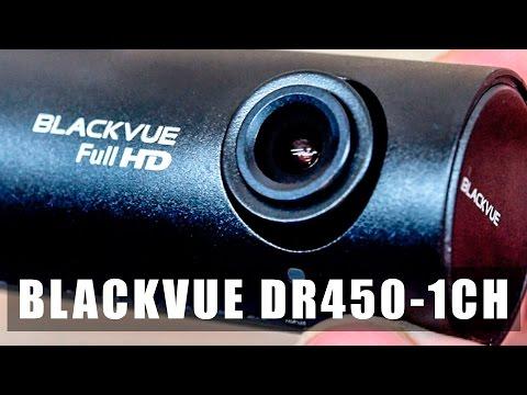 Обзор видеорегистратора blackvue DR450-1CH