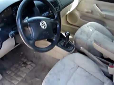 2000 Volkswagen Golf GL 2door;1.9L TDI,5sp PARTS ?
