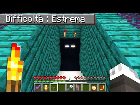 TROVO LA NUOVA BASE SEGRETA DELLO YOUTUBER MISTERIOSO - Minecraft ITA