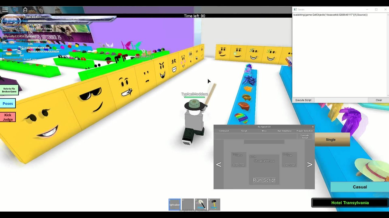 [Roblox Exploiting #28] Roblox Top Model