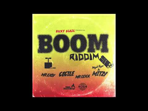 Boom Riddim Mix (Sept 2017) {Majah Hype, Mr. Lexx, Cecile, Mr. Easy}