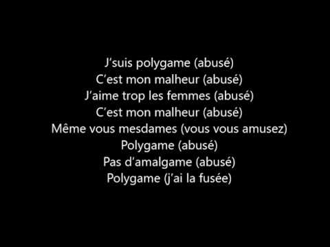 Lartiste - Polygame (Lyrics / Paroles)