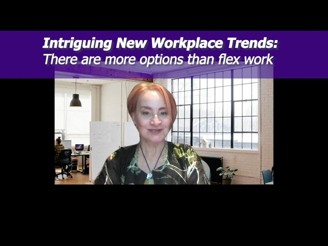 EPISODE 602: Intriguing New Workplace Trends