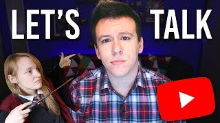 Response the Philip Defranco: YouTube