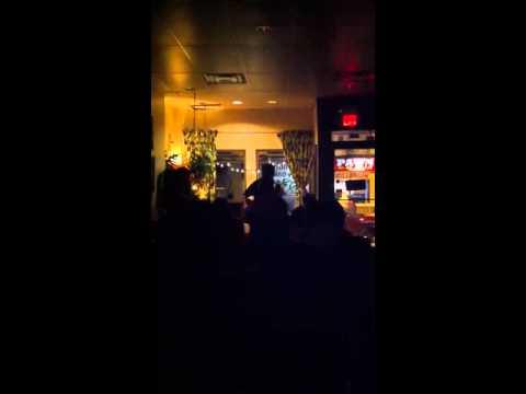 Brazin at the Holy Oak Cafe