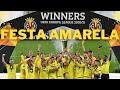 """Unai Emery é o """"dono"""" da Europa League e levou o Villarreal ao inédito título"""