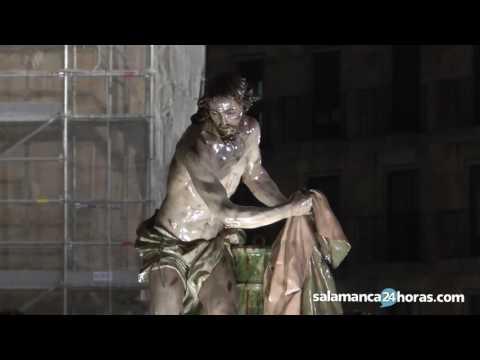 Semana Santa Salamanca 2017 | Procesión de Jesús Flagelado