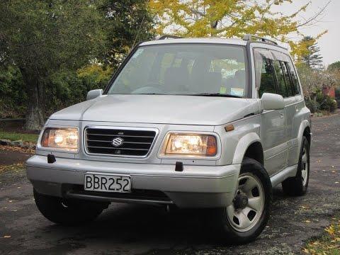 Suzuki Escudo рестайлинг 1994, 1995, 1996, 1997, suv, 1