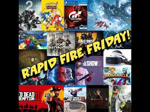 Rapid Fire Slots