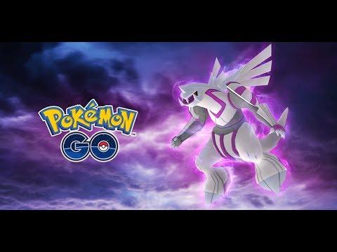 Llega Palkia a Pokemon GO!! Hoy maxeamos Dragones!! [LioGames] thumbnail