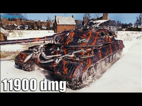 Объект 277 не имба 11900 dmg World of Tanks thumbnail