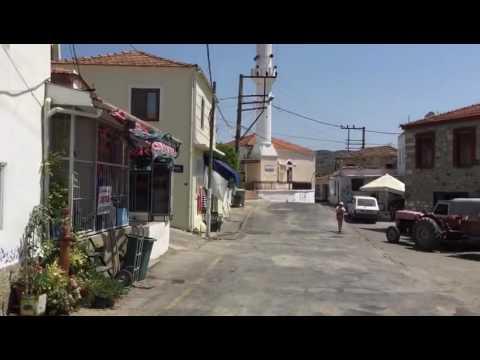 Germiyan köyü: Sakin, huzurlu ve doğal.