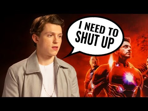 MASSIVE Avengers: Endgame SPOILER Revealed By Tom Holland Spider-Man