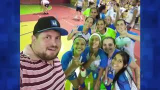 Futsal Feminino de Limoeiro sagra-se Campeã nos jogos do Vale em 2018