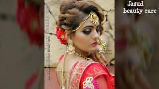 jasud beauty care present indian bridal makeup tutorial