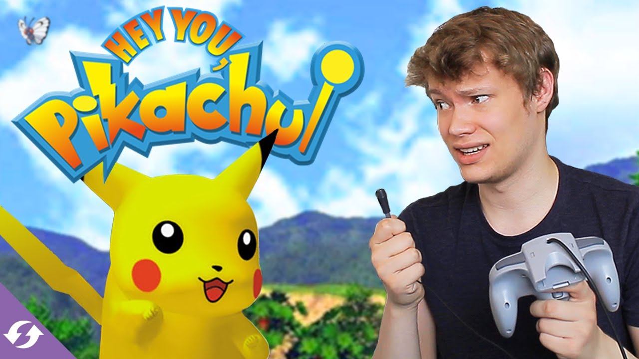 Hey You Pikachu! | NEED I REPEAT MYSELF!!! - Reeset