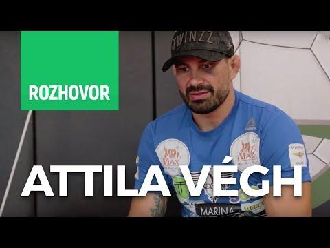 Attila Végh: MMA na Slovensku konečne zažíva lepšie časy