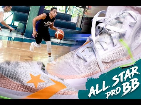CONVERSE ALL STAR PRO BB PERFORMANCE REVIEW