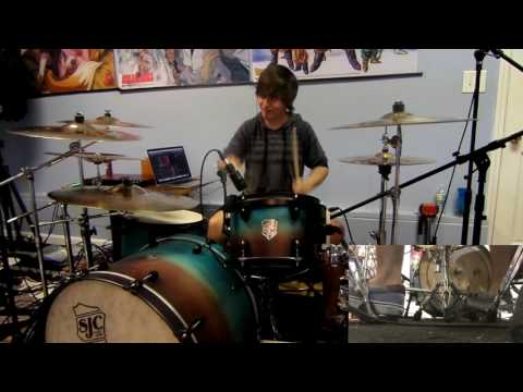 Bad Omens - The Worst In Me - Drum Cover