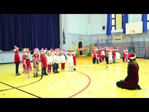 Fifth Avenue School UPK Holiday Concert