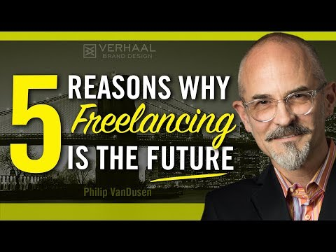 5 Reasons Why Freelancing Is the Future of Work