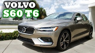 2019 Volvo S60 T6 review | Audi's BIGGEST Competitor?