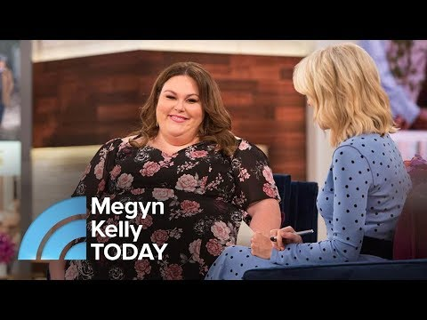 Chrissy Metz: 'I Can't Respond With Hate' To Body Shamers | Megyn Kelly TODAY