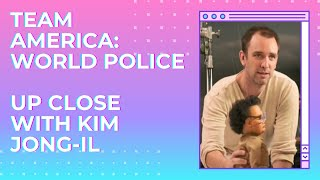 Team America: World Police (2004) - Behind The Scenes - Up Close With Kim Jong-Il
