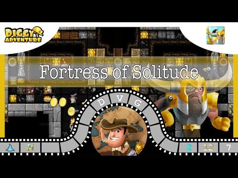 [~Odin~] #7 Fortress of Solitude - Diggy's Adventure