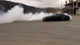 CLS 55 AMG crazey DRIFT , with Crazey driver :* 2013 15 NOVEMBER