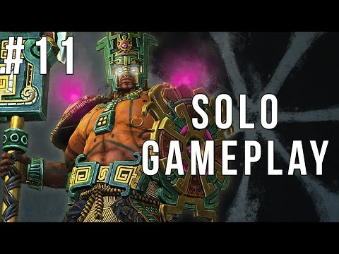 Smite Solo #11: Chaac Gameplay
